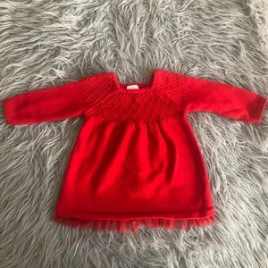 **3 for $20** Toddler Long Sleeve Dress 12 Months